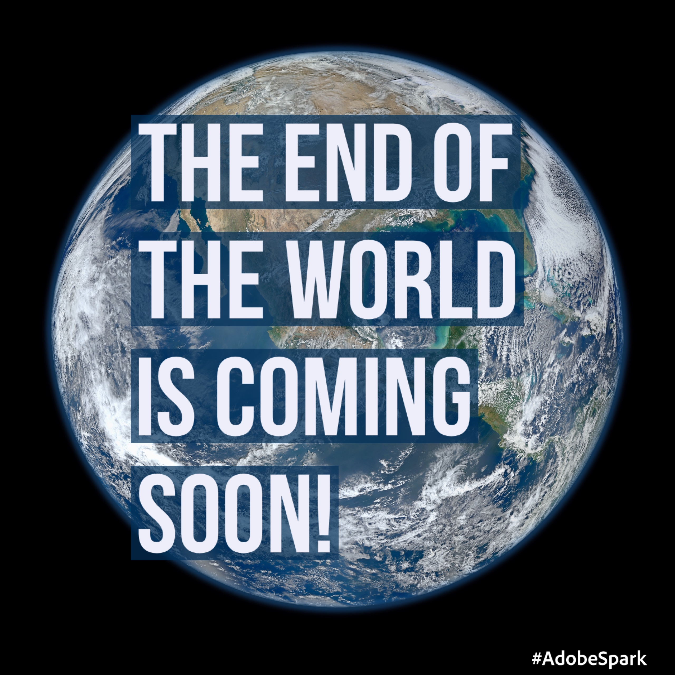 july 24th 16 the end of the world is coming soon daily radio bible